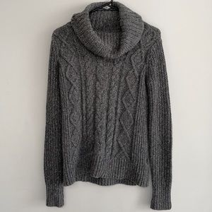ABERCROMBIE & FITCH Cowl Neck Sweater - Size S
